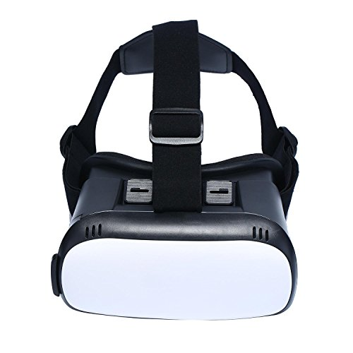 """niceEshop(TM) Universal ABS VR01 3D VR Virtual Reality Headset 3D Glasses for 4.7""""-6.0"""" Smart Phone"""