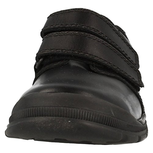 Start Rite Engineer Narrow, Zapatillas Niños Negro - negro