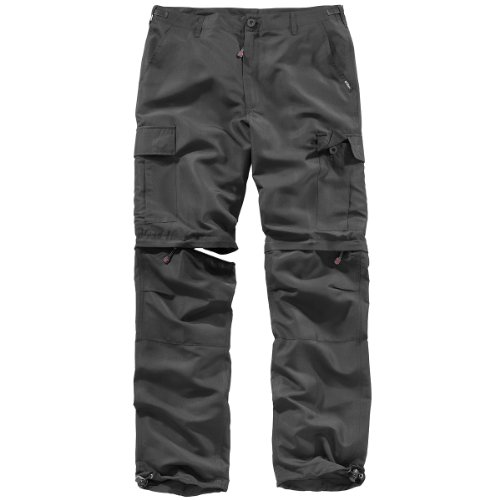 Everyday Tab Waist Pants (Surplus Outdoor Trousers Quickdry Black size M)