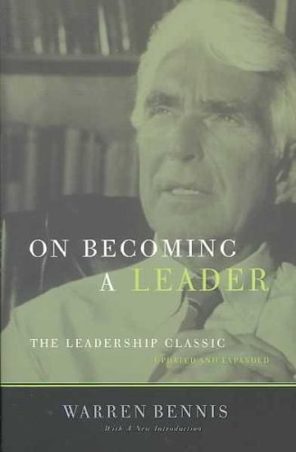 On Becoming a Leader     **ISBN: 9780738208176**