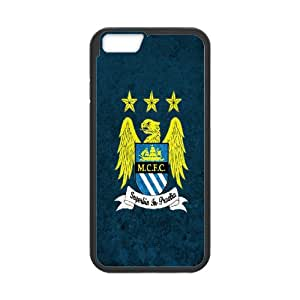 Customized Sport Phone Case Man City For iPhone 6 Plus 5.5 Inch Q5A2113015