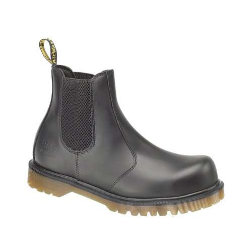 Black FS27 Boots Boots Womens Dr Dealer Safety Martens Boot UqF8Fw