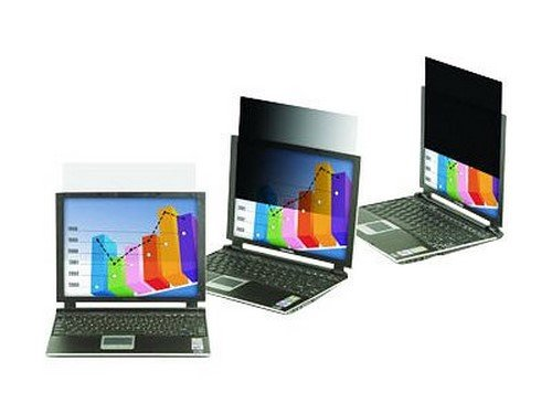 "Image of 3M Privacy Filter for Widescreen Laptop 14.1"" (PF141W1B)"