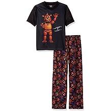 Intimo Big Boys' Freddy Fazbear Pajama Set
