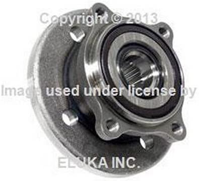 For Mini Cooper R53 R55 R56 R57 R58 Rear Axle Wheel Bearing and Hub Assembly OEM
