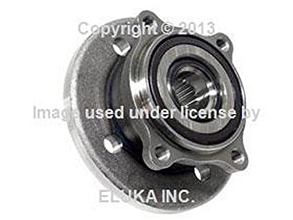 2 X Mini OEM Front Wheel Hub with Bearing R52 R53 R55 R55N R56 R56N R57 Cooper Cooper Cooper S Coop.S JCW GP Cooper S Coop.S JCW Cooper Cooper S Coop.