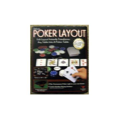 Deluxe Poker Layout