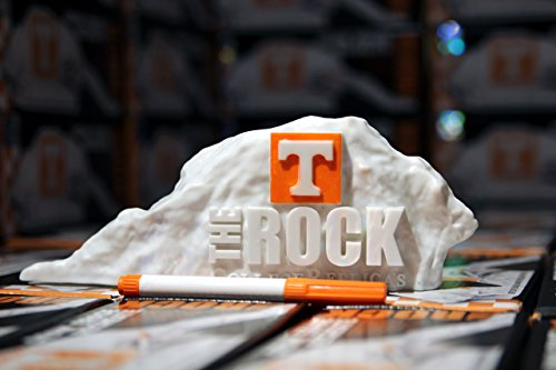 The Dry Erase Rock from the University of Tennessee (UT) -