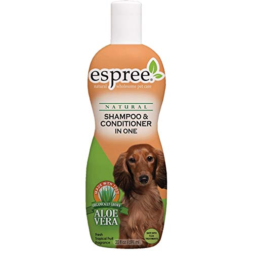Espree Shampoo and Conditioner in One 20 oz (8 Pack)