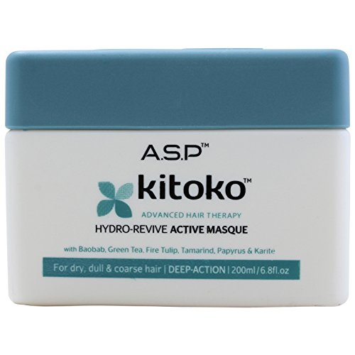 ASP Kitoko Hydro-Revive Активный Masque - 6,8 унций