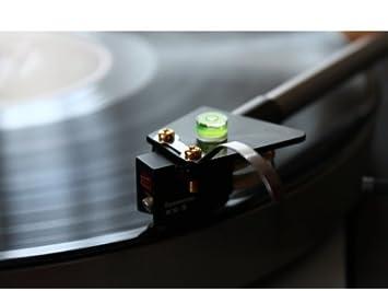 Vinyl Guru - Mini nivel de burbuja para brazo de...