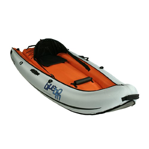 Blueborn Boat Coasteer SRE240 - Imbarcazione Sit-on-Top per 1 persona...