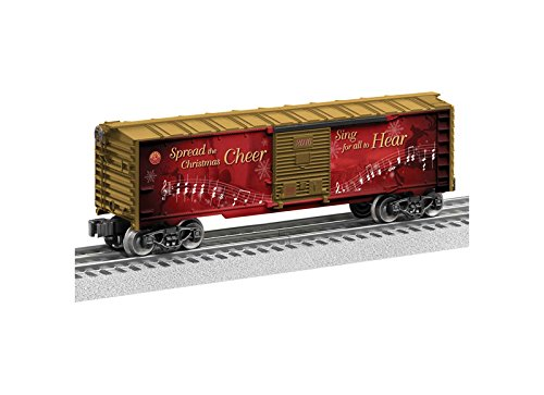 Lionel 2016-Christmas Music Boxcar (with New sounds) 6-83175