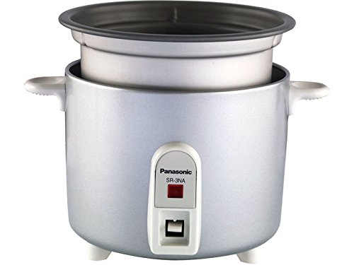 Panasonic SR-3NA Automatic 1.5 Cup (Uncooked)/3 Cups (Cooked) Rice Cooker by Panasonic (Image #2)