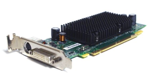 Genuine Dell XX347 ATI Radeon HD 2400 PRO 256MB PCI-E x16 Low Profile Video Graphics Card