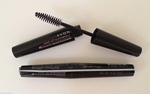 Best Avon Wash-Off Waterproof Mascara -Black