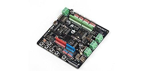 DFRobot Romeo V2 - an Arduino Robot Board (Arduino Leonardo) with Motor Driver