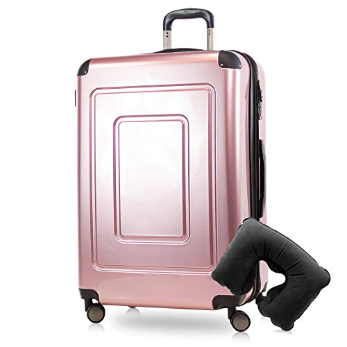 Happy Trolley Lugano Hand Luggage 76 centimeters 113 Pink (Rose Gold)