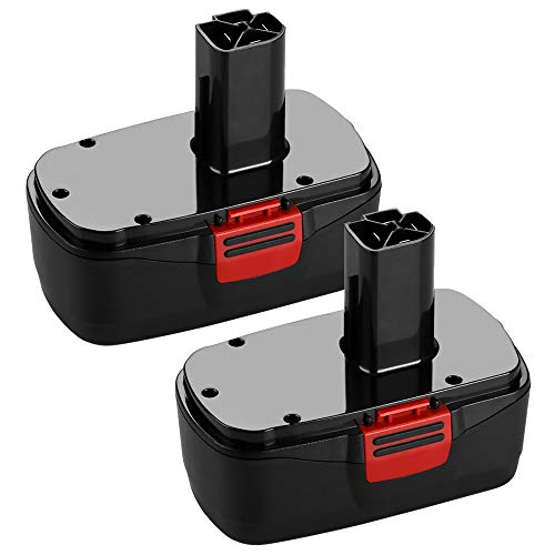 Upgraded 3.6Ah C3 Replacement for Craftsman 19.2 Volt Battery Diehard Ni-Mh, Compatible with Craftsman 19.2V 315.115410…