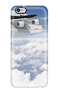 GvAlRbO1199Bmygg Snap On Case Cover Skin For Iphone 6 Plus(shuttle Carrier Aircraft)(3D PC Soft Case)