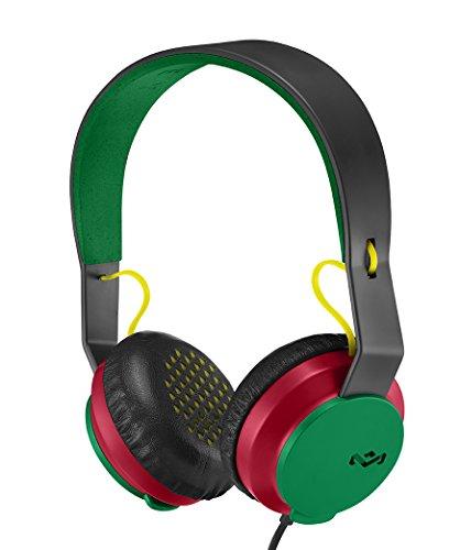 אוזניות  House of Marley EM-JH081-RA The Roar On-Ear Headphones