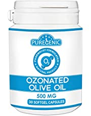 Puregenic - Ozonated Olive Oil, 500mg (30 Softgels)