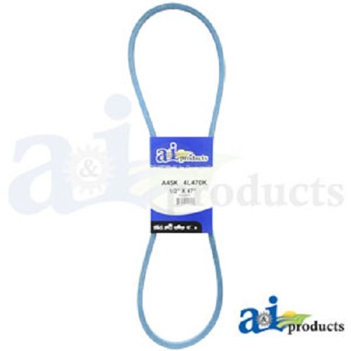 "V BELT B79K B-SECTION MADE WITH KEVLAR BLUE 5//8/"" X 82/"""