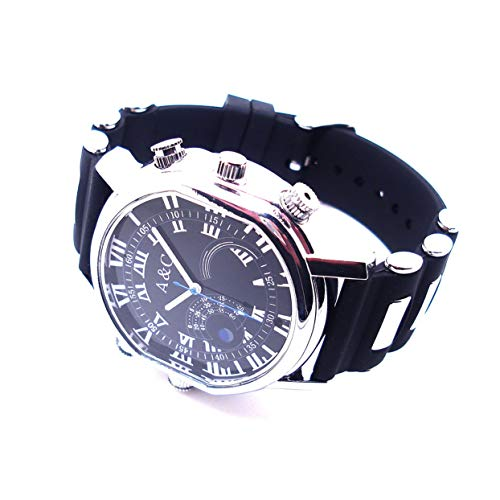 8Gb Water Resistant Spy Watch Camera - 8
