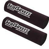 Seal Savers Fork Covers 32-35mm Fork Tube, Short Black - Fits: Kawasaki KX100 1995-2009