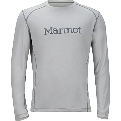Marmot Windridge With Graphic Top - Men's Bright Steel/Grey Storm, XXL by Marmot