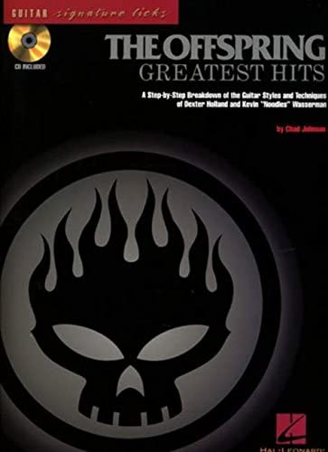 The Offspring: Greatest Hits – Guitar Signature Licks. Para ...
