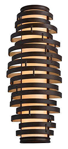 - Corbett 28574336 Vertigo Lighting, Bronze/Dark