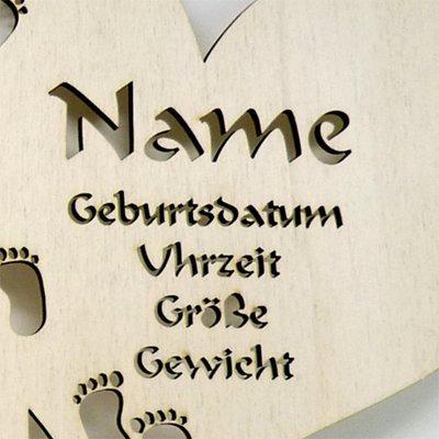 Junge Baby Wand Bilderrahmen mit Namen und Geburtsdaten Endlich ist er I sie da Geschenke zur Geburt Geschenke f/ür das Babyzimmer erstes Jahr Babygeschenke f/ür Junge und M/ädchen