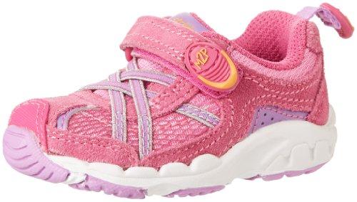 Stride Rite Made 2 Play  Kathryn Running Shoe (Toddler),Pink/Purple,7 M US Toddler