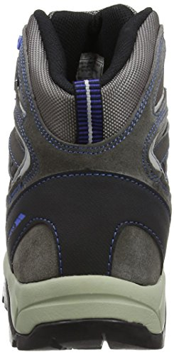 Trespass Stivali, Donna Grigio (Anthracite)