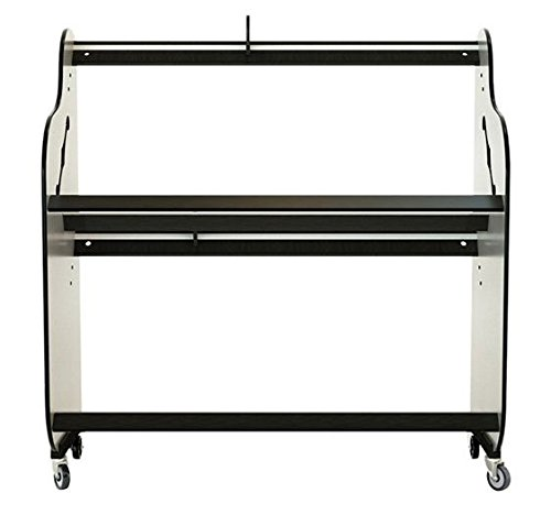 The Band Room Guitar Case Storage Carts For Music Classrooms