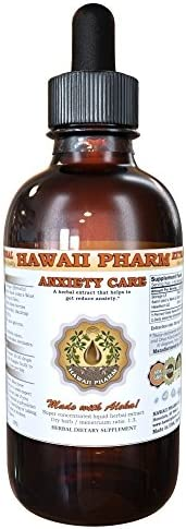 Anxiety Care Liquid Extract, Anxiety Relief Supplement 4 oz