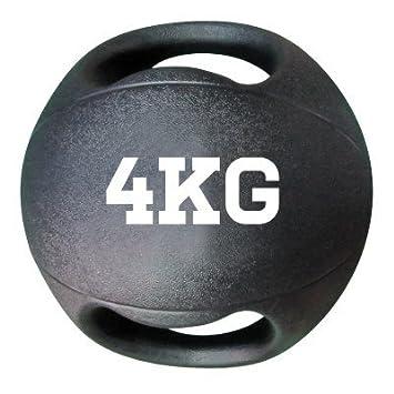 Grupo Contact Balon Medicinal con agarres en Caucho de 4 Kg. Mod ...