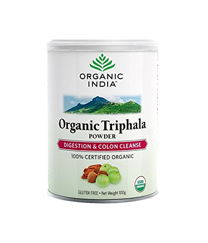 Organic India Triphala Powder