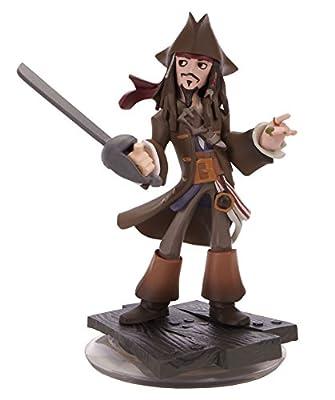 Captain Jack Sparrow Disney Infinity Figure (Loose, No Card)