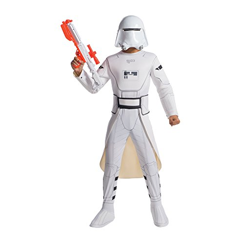 Snowtrooper Costume Kids (Rubie's Costume Star Wars Episode VII: The Force Awakens Deluxe Snowtrooper Child Costume, Small)
