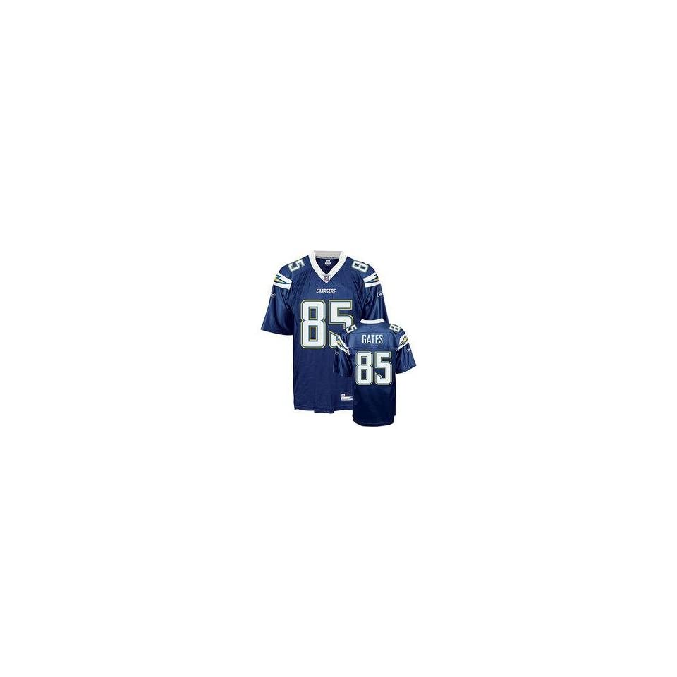 Antonio Gates #85 San Diego Chargers NFL Replica Player Jersey (Team