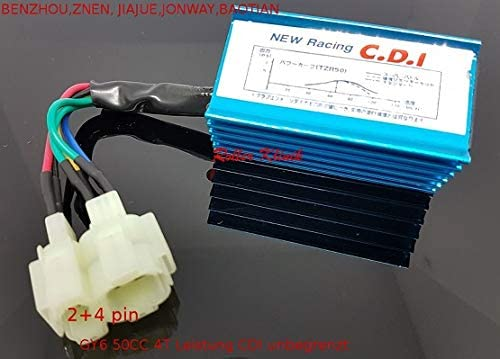 Cdi Control Unit Tuning Open Gy6 50cc Znen China Scooter Atv Scooter Znen Baotian Auto