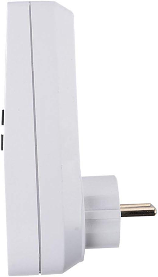 Hehilark KWE-TM02 Electronic Digital Timer Switch Plug Prise de minuterie de Cuisine