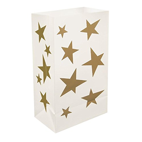 Luminaria Bags With Led Lights in US - 8