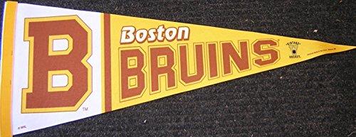 Boston Bruins Retro Pennant Exclusive