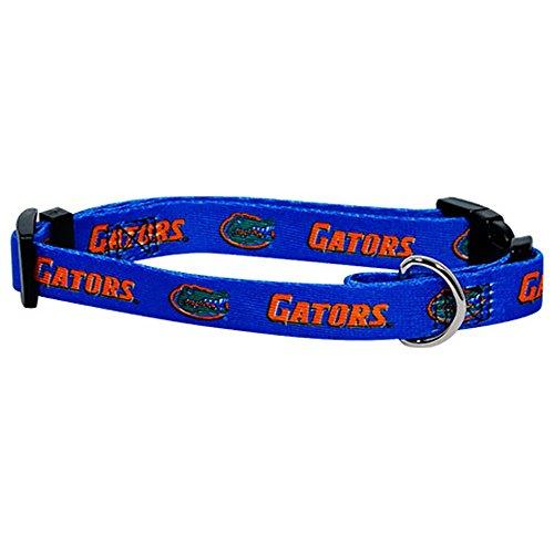 hunter-mfg-florida-gators-dog-collar-small