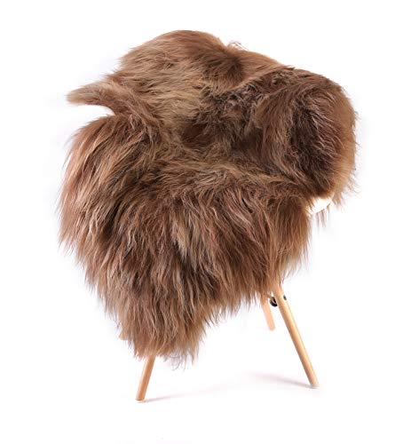 ESTRO | Genuine ICELANDIC Sheepskin Lambskin Rug | Lustrous and Luxurious | Colour...