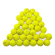 Taylormade Assorted Model Mint Condition Golf Balls (36 Pack), Yellow