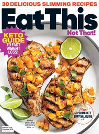 eat this not that magazine subscription